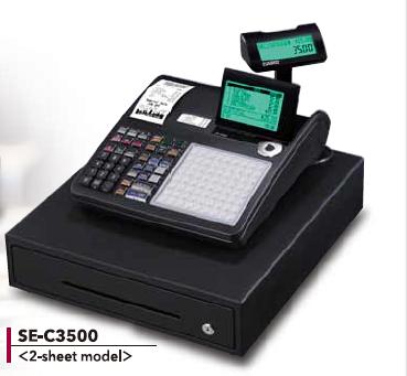 Casio SE-C3500